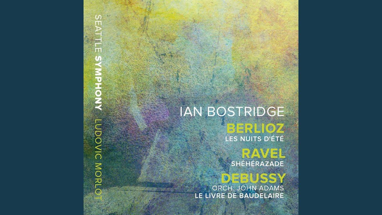 Le Livre De Baudelaire After Debussy S L 64 No 4 Recueillement