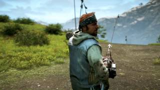 Far Cry 4 - Bonus Weapon, Missions, Monkeys, and More