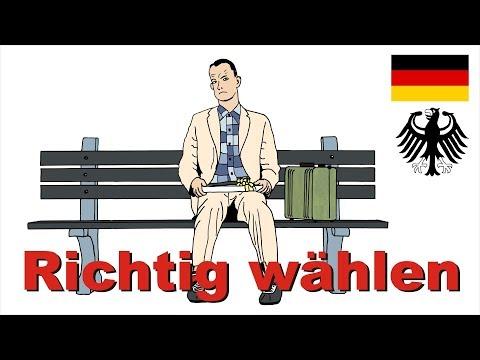 Bundestagswahl 2017: An der Bushaltestelle