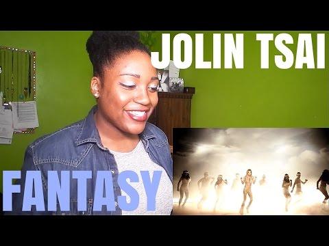 Jolin Tsai(蔡依林) - Fantasy(迷幻) | MV REACTION