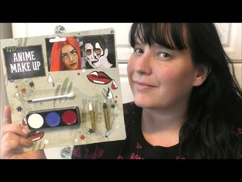 #Asmr Anime Face Painting - Personal attention