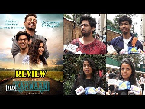 Irrfan-Dulquer's road trip | Karwaan Public Review