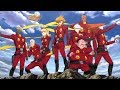 Cyborg 009 vs Devilman Opening, but with A.I. am Human