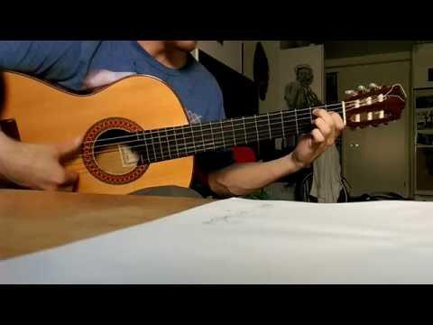 Flamenco guitar! - Paco De Lucía - Entre Dos Aguas (lento)