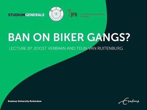 Studium Generale: Ban on biker gangs