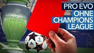 Pro Evo ohne Champions League - Das Ende für Konamis Fußballsim?