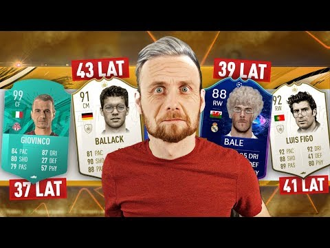 ZA STARY NA DRAFT! | FIFA 19