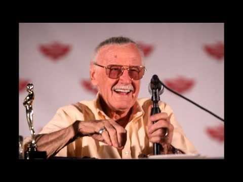 Stan Lee at Comicpalooza Houston 5232014  Childhood Heroes