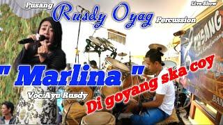 Download lagu #PUSANG RUSDY OYAG PERCUSSION - #MARLINA #AYU RUSDY
