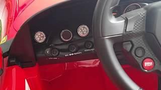 ROY TOYS Ferrari Berlinetta 6V RECENSIONE E PROVA