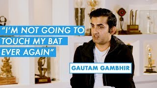 Gambhir: 'Azhar's Name Clearly Mentioned In Anti-Corruption Meetings'