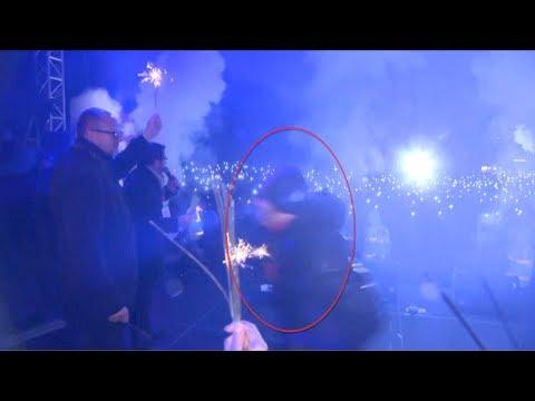 Polish mayor stabbed at Gdansk fundraiser
