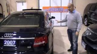 2007 audi a6 4 2l quattro s line review www vellasauto com