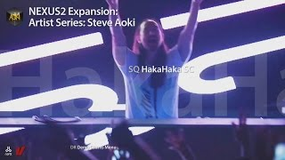 refxcom Nexus² - Artist Series: Steve AOKI Expansion