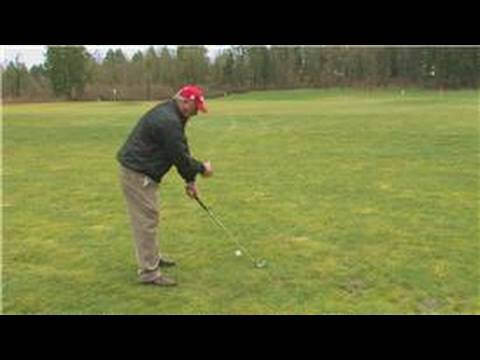 Golf Swing Tips : What Should the Arms Do in a Golf Swing?
