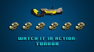 Warframe Watch it in Action: Tonkor Red Crit/Terminal Velocity builds!