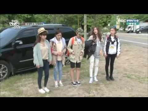 [Crayon Pop] A Celebrity Lives in My House (Eng Sub) Part 1/2
