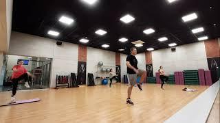 ABT групповая тренировка ног Шевченко Виталий