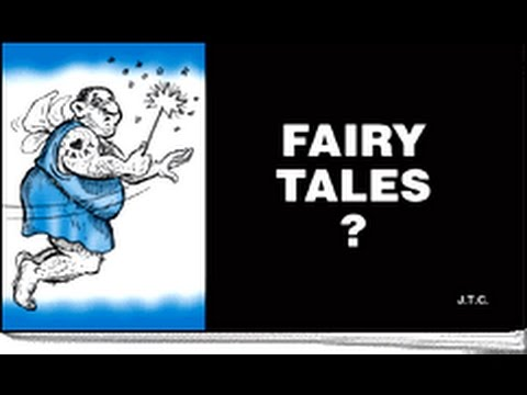Fairy Tales: A Tract with TheRpgMinx
