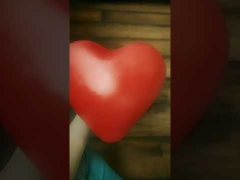 Секрет как сделать  сердце, большой киндер из папье-маше Https://instagram.com/surpriz_kinder
