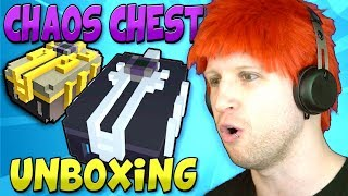 UNBOXING OVER 1400+ CHAOS CHESTS in TROVE!