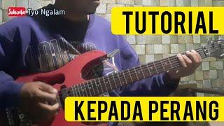 TUTORIAL KEPADA PERANG GONG2000