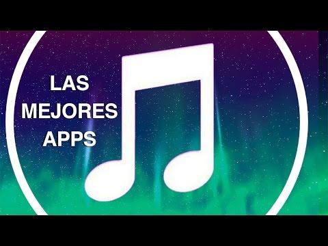 Las Mejores Aplicaciones de Música para iPhone iPad iPod iOS
