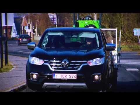 TRANSPORT.TV ONLINE: Renault Alaskan