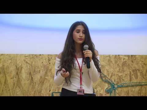 Unchained   Kareen Hallak   TEDxYouth@SAIS