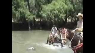 Cabalgata a las Las Juntas - Mezcala