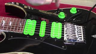 On The Bench - Ibanez Universe 7 Daniel Vadim Von (Morbid Angel) WITH Setup Tips