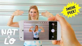 Nat & Lo: Pixel Sneak Peek