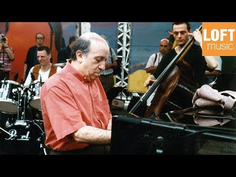 Martial Solal: Solo Piano, live in Munich (1999)