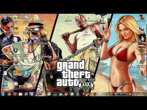 Link Do Jogo Gta V Para Pc Funfando 2014 Pela Rockstar Games