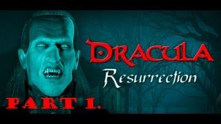 Dracula: Resurrection walkthrough part 1.