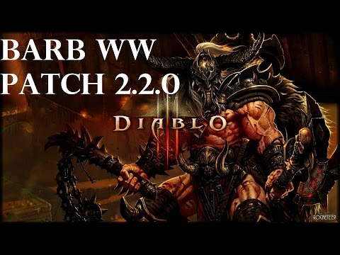 Patch 212 PTR Patch Notes Updated 12/8 - Diablo III