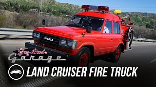 1989 Land Cruiser Fire Truck - Jay Leno's Garage