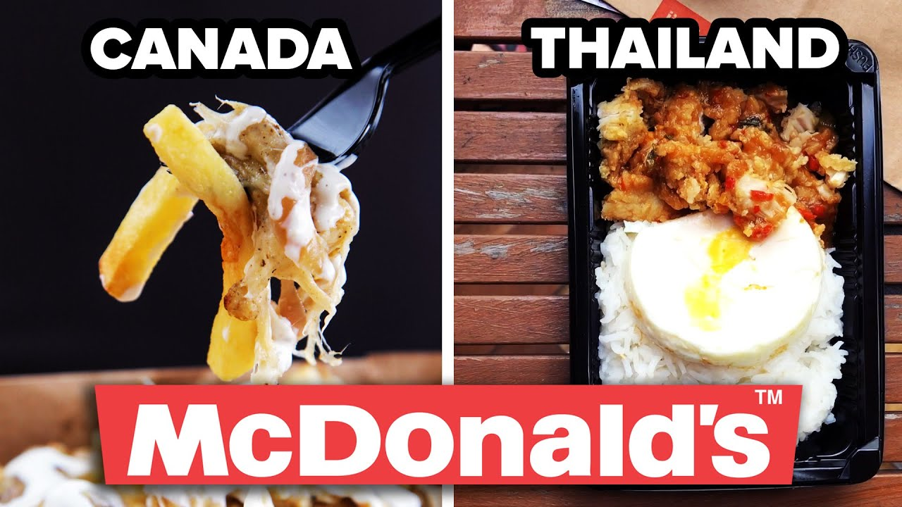McDonald's Around The World