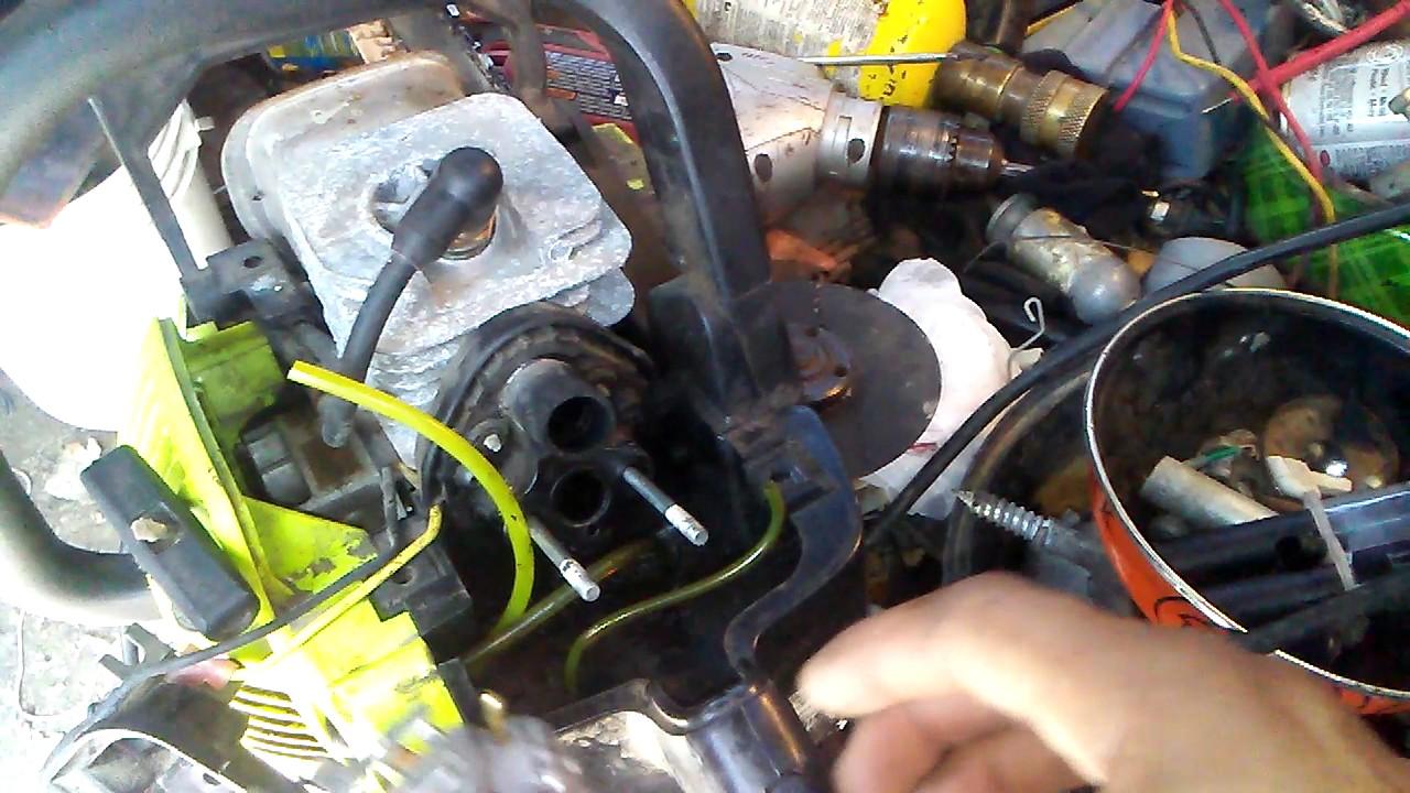 Poulan Woodshark Saw Carburetor Intake Lever