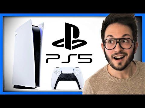 Sony dévoile DEUX PS5 et une TONNE de jeux 🔥 La claque totale (Horizon 2, Spiderman 2, RE8, GT7...)