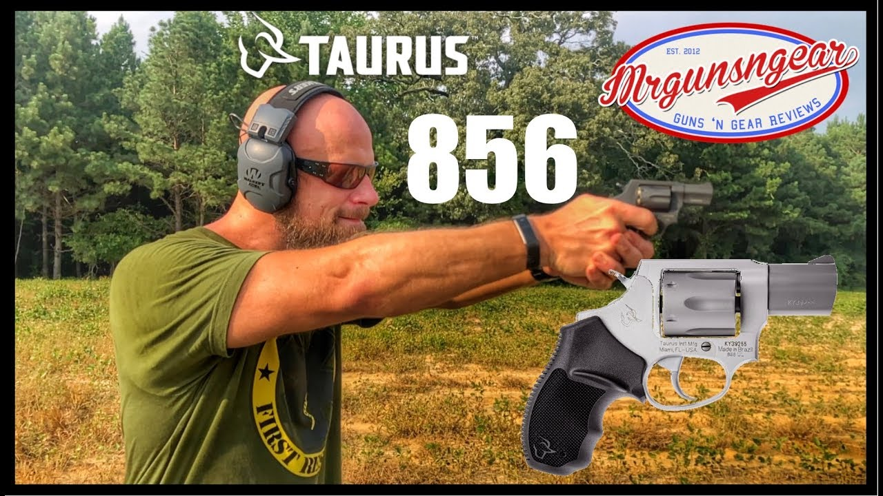 Taurus 856 6 Shot 38 Special Budget Revolver: Best Budget Concealed Carry Revolver?