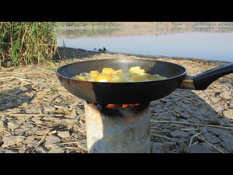 Печка для зимней рыбалки своими руками фото 390