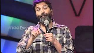 Maa Music Awards 2012 : Trivikram speech about Sirivennela Seetarama Sasthry Garu -Low Resolution
