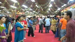Navaratri 2009 at Divya Dham Temple-Day 4