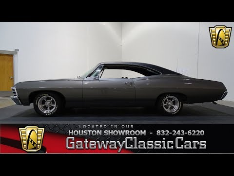 1967 Chevrolet Impala Gateway Classic Cars #791 Houston Showroom