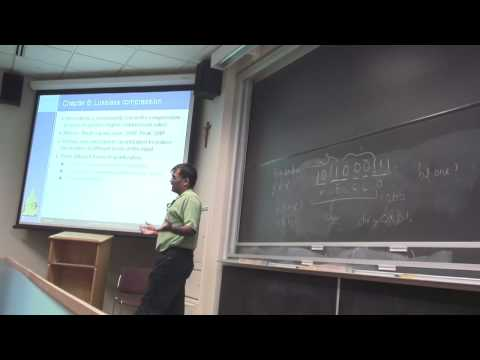 MMS-SP09: Lecture 8: Lossy Compression