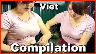 Street Food Around The World Compilation - Ep1 Street food in Vietnam