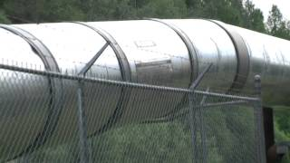 Trans Alaska Pipeline, Faribanks  AK