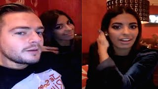Best Of Snapchat #63 - Alia et Jeremstar clashent Nathalie après son rapprochement avec Ali