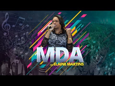 Louve com Elaine Martins // MDA Louvor 30/03/18